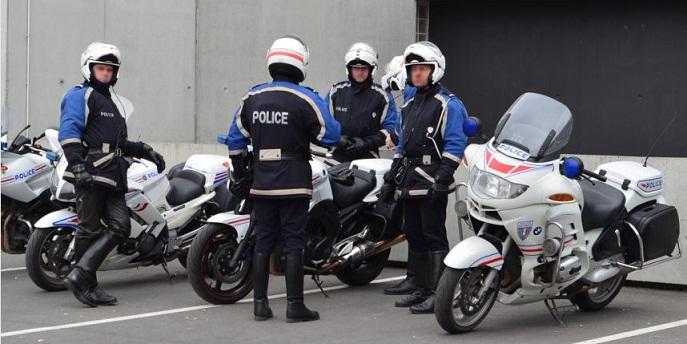 motard police