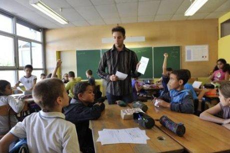professeur des écoles